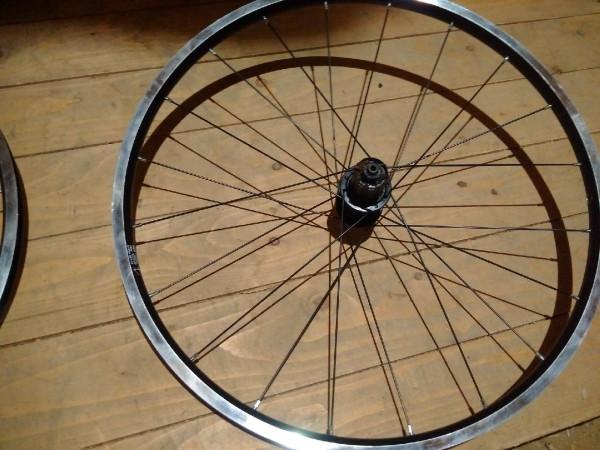 """Laufradsatz 26"""" V-Brake"""