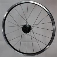 """Leicht Laufradsatz 20"""" Disc/V-Brake"""